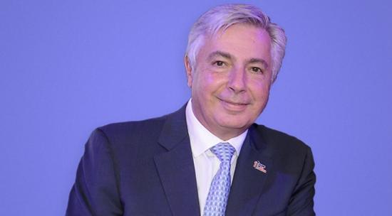 Alfredo Gangotena, new marketing chief at Sotheby's