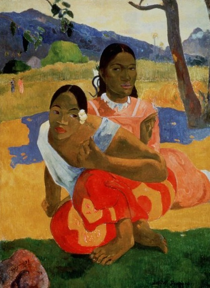 When Will You Marry, 1892, by Paul Gauguin, recently sold for a reputed US$300m