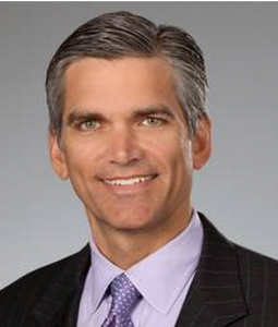 Tad Smith, New President and Chief Executive of Sotheby's.