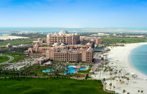Emirates Place Hotel, Abu Dhabi, UAE