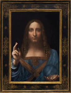 Leonardo's Salvator Mundi just set a new world record for a painting costing its new owner an astonishing US$450,000,000.