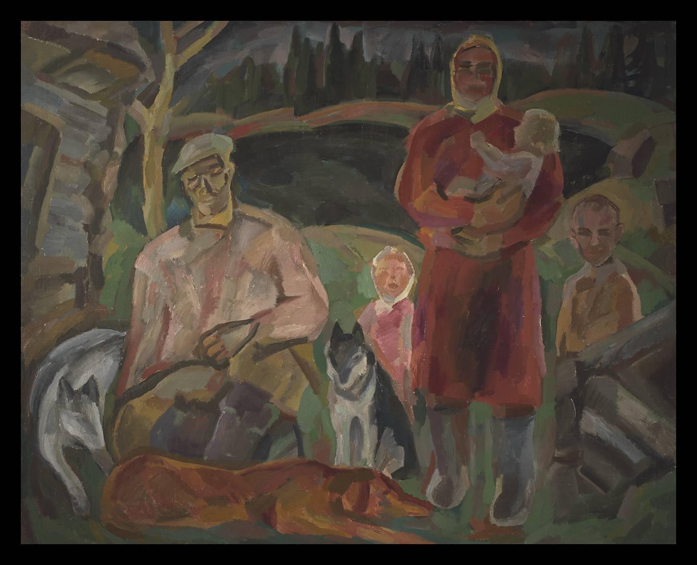 Lake: Hunter's Family
