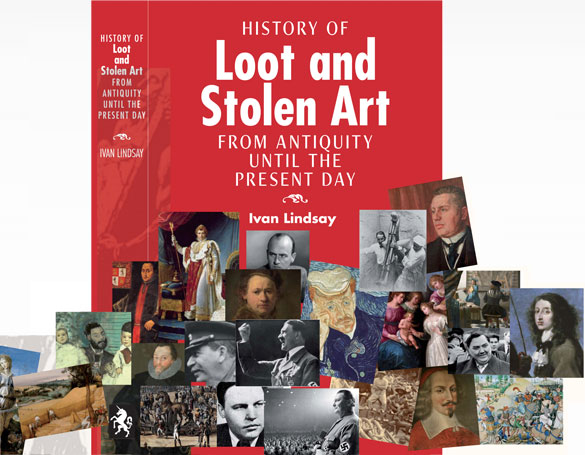 History of Loot and Stolen Art