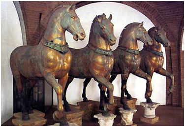 The Horses of St Mark's