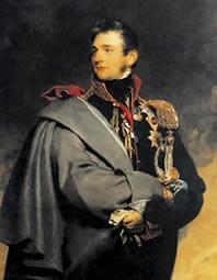Князь Михаил Воронцов, 1818, Сэр Томас Лоренс