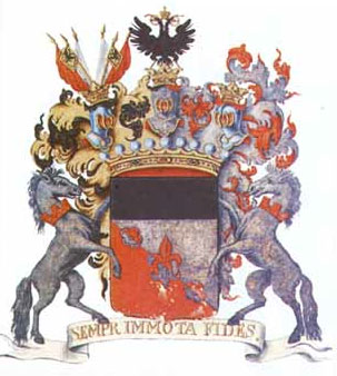 The Vorontsov Coat of Arms